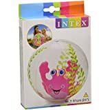 Intex Aquarium Beach Ball, Multi Color