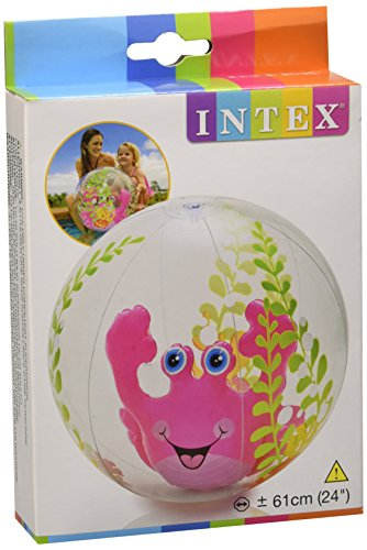 Intex 58031 - Pesce Palla, 61 cm, Multicolore