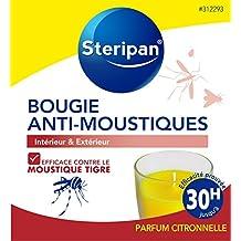 Steripan–Vela antimosquitos aroma de citronela