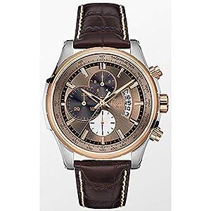 Guess Reloj Cronógrafo para Hombre de Cuarzo con Correa en Cuero X81012G5S