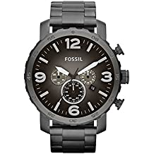 96811a754931 Fossil Reloj Cronógrafo para Hombre de Cuarzo con Correa en Acero  Inoxidable JR1437