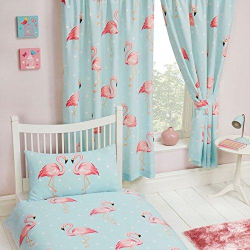 Fifi Flamingo Lined Vorhänge 66