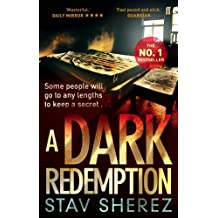 A Dark Redemption (Carrigan & Miller) by Sherez, Stav (January 3, 2013) Paperback