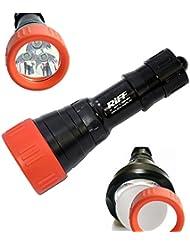 Riff TL 3000 MK3 Tauchlampe mit Streuscheibe