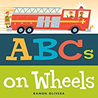 ABCs on Wheels (English Edition) - Decker Driver