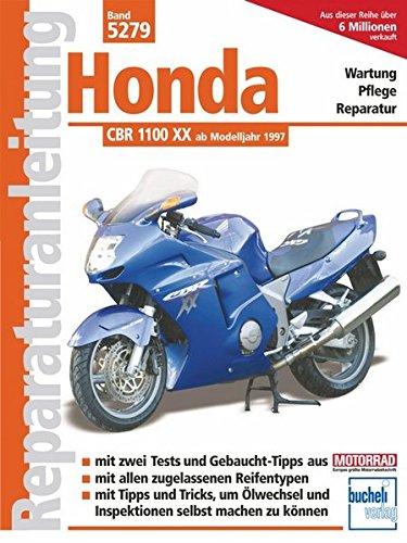 Honda CBR 1100 XX (Flugzeug Zündkerzen)