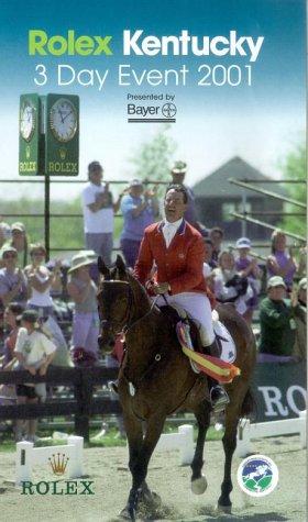 rolex-kentucky-3-day-event-2001-vhs-import-anglais