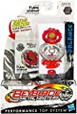 Beyblades Metal Masters Battle Top #BB120 Flame Serpent SW145F Balance