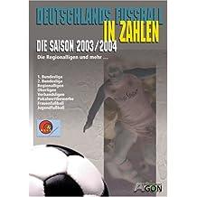 Deutschlands Fussball in Zahlen 2003/2004