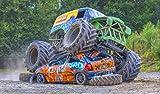 Monster Truck selber fahren - Car crashing in Fürstenau