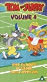 Tom And Jerry: Volume 4 [VHS]