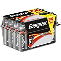 Energizer Alkaline Power AAA Batteries, 24 Pack