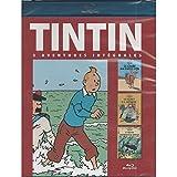 Tintin V3 : Secret de la Licorne + Tresor de Rackham le Rouge + Crabe aux Pinces [Blu-ray]...