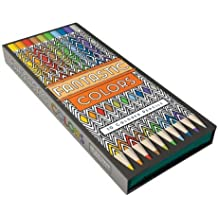 Fantastic Colors Pencils: (Fantastic Cities) (Stationery)