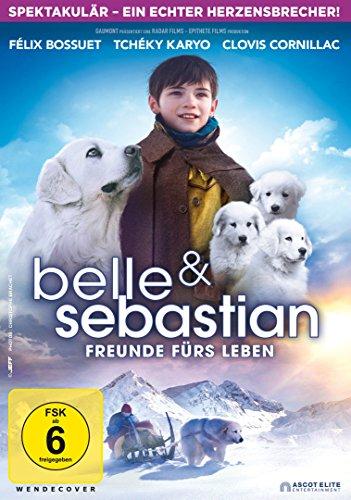 Preisvergleich Produktbild Belle und Sebastian - Freunde fürs Leben (Teil 3)