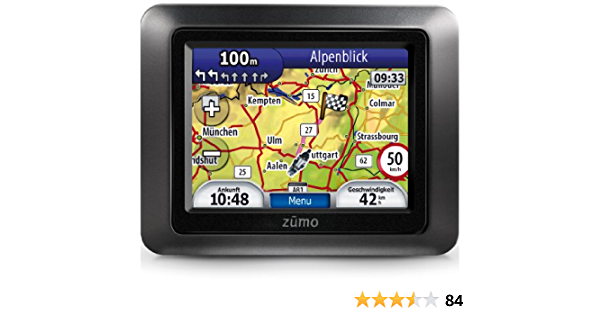 Garmin Zumo 220 Europa Motorrad Navigationsgerät 3 5 Elektronik