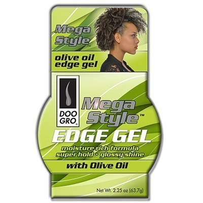 Doo Gro Mega style Edge Gel with Olive Oil 36,7 G Cheveux Gel