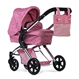 Roma Darcie Single Puppen-Kinderwagen