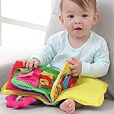 PerGrate perg Transferencia Infantil de plástico de Libros de Cochecito de Conocimiento de quietschen de nettes Suave del bebé de Juguete de frühes educativas de Desarrollo de Libros