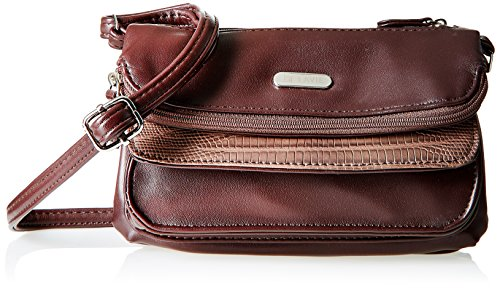 Lavie Dover Women's Sling Bag (Brown)  available at amazon for Rs.704
