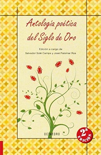 Antología poética del Siglo de Oro (Biblioteca Básica) - 9788499210674: 30