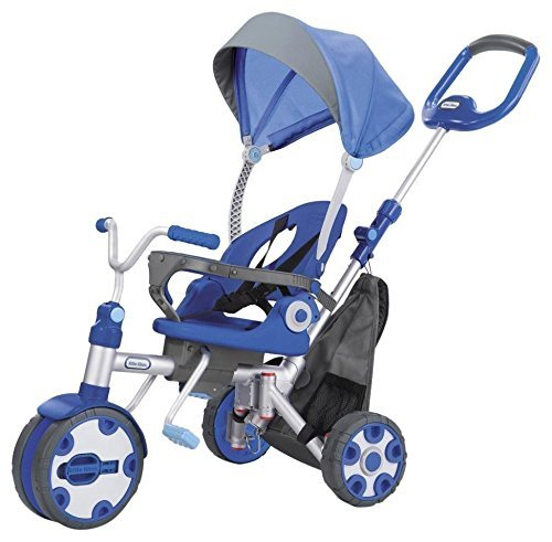 little tikes 640162 Fit N Fold 4 en 1 Tricycle