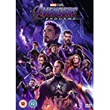 Avengers Endgame DVD UK IMPORT REGION 2 DVD PAL FORMAT