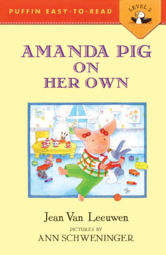 Amanda Pig on Her Own (Puffin Easy-To-Read)