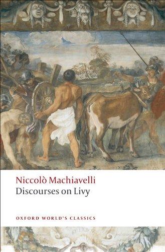 Discourses on Livy (Oxford World's Classics) (English Edition)