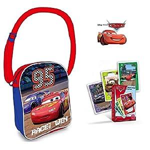 512BiYBasDL. SS300  - Disney Mochila Cars - Juego de 25 Cartas Cars