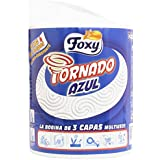 Foxy - Tornado Azul - La bobina de 3 capas multiusos - 1 rollo