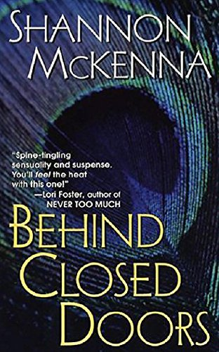 Behind Closed Doors (The Mccloud Series Book 1) (English Edition)