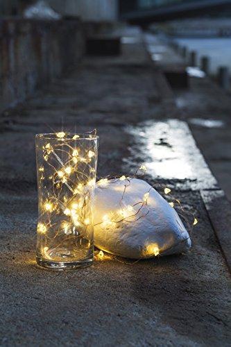 SIRIUS HOME 30523Light Decoration steht Indoor 20lamp (S) LED transparent–Decoration Lighting (20Lamp (S), LED, light Decoration Figuren, transparent, Heart, Indoor) (Sirius Radio-home)
