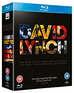 David Lynch Box Set [Blu-ray] (B007NYDVV6)   Amazon price tracker / tracking, Amazon price history charts, Amazon price watches, Amazon price drop alerts