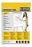 BI OFFICE FLIPCHART PADS A1 GRIDDED