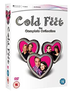Cold Feet - Complete Collection [DVD]