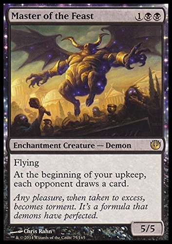 Magic: the Gathering - Master of the Feast - Signore