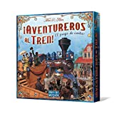 Days of Wonder Aventureros al Tren. Juego de Cartas