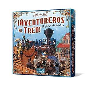 Days of Wonder Aventureros al Tren. Juego de Cartas
