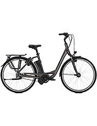 E-Bike Kalkhoff Jubilee I7R Excite 7G 17 Ah Wave 28' Rücktritt atlasgrey 2018