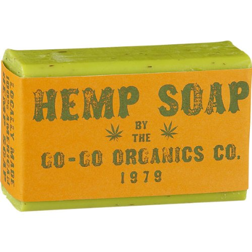 Organic Hemp Oil Soap All Natural Eco Friendly 5.5 Oz