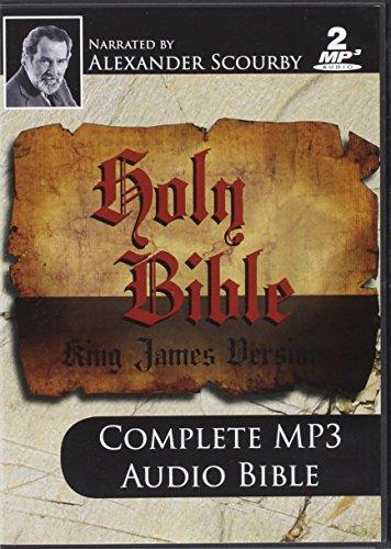 Alexander Scourby Bible-KJV