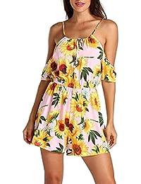 de53a4a6e7e Amazon.fr   gaslinyuan - Combinaisons et combishorts   Femme   Vêtements