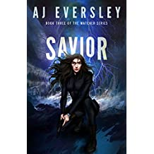 Savior - Book Three of the Watcher Series