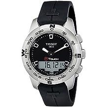 Tissot T0474201705100 - Reloj analógico de caballero automático con correa de acero inoxidable multicolor