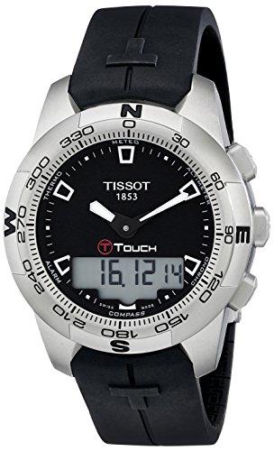 Tissot Herren-Armbanduhr T-Touch T0474201705100