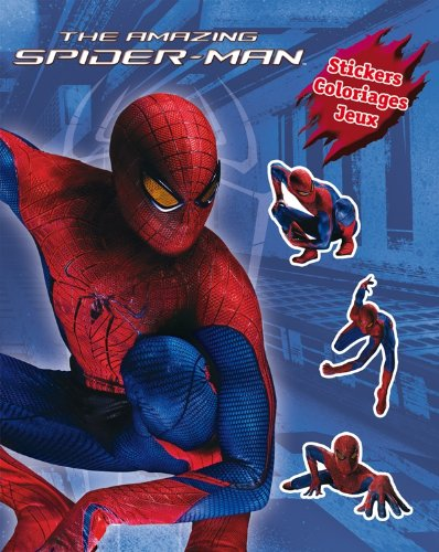 Spiderman 4, Super Stickers