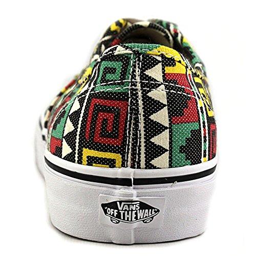 Vans VZUKFIY, Sneakers da Uomo Multicolore (Gelb)