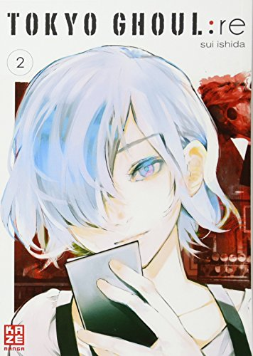 Book's Cover of Tokyo Ghoulre 02