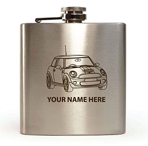 mini-cooper-s-design-personalised-6oz-hip-flask-with-gift-box-funnel